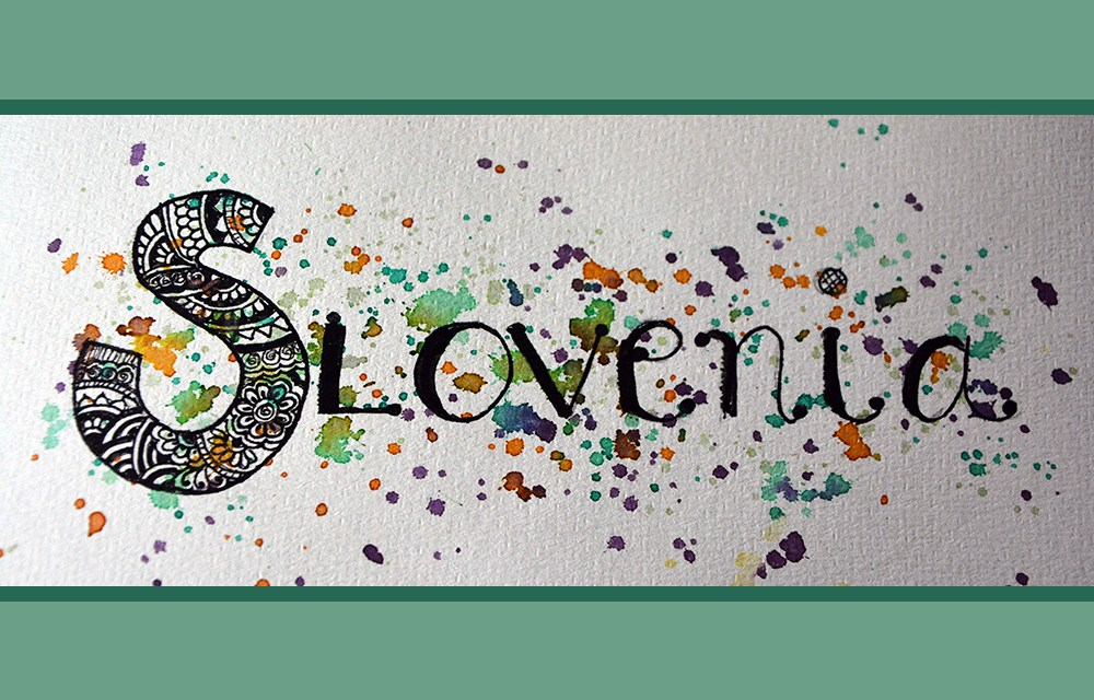 Slovenia through an artist's eye