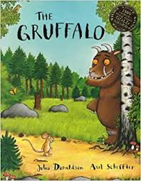 Photo of the book - Gruffalo
