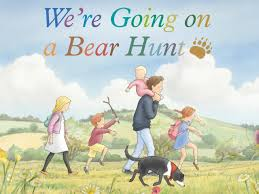 Photo of the book - We're Going on a Bear Hunt