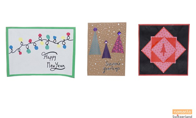 Easy DIY greeting cards