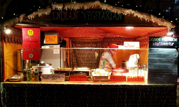 Off to the Christkindlimarkt – with a passion to cook!