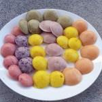 Colourful and Tasty – Mini Idlis