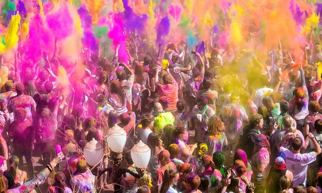Spring into Indian festivities