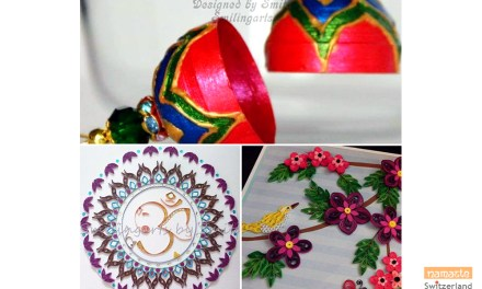 The art of quilling