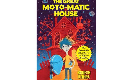 Book Review – The Great Moto-Matic House