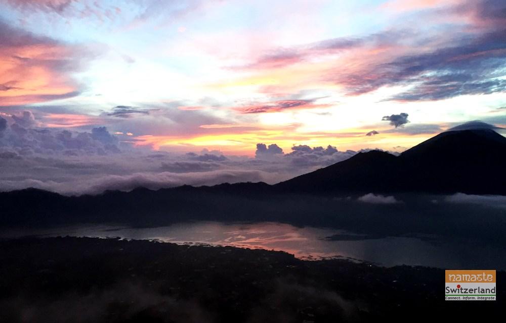 Exploring Mount Batur, Bali