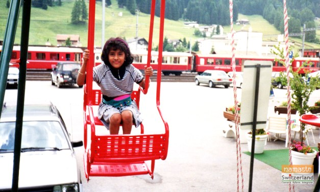 Reflections and Reminiscences: Making Switzerland home