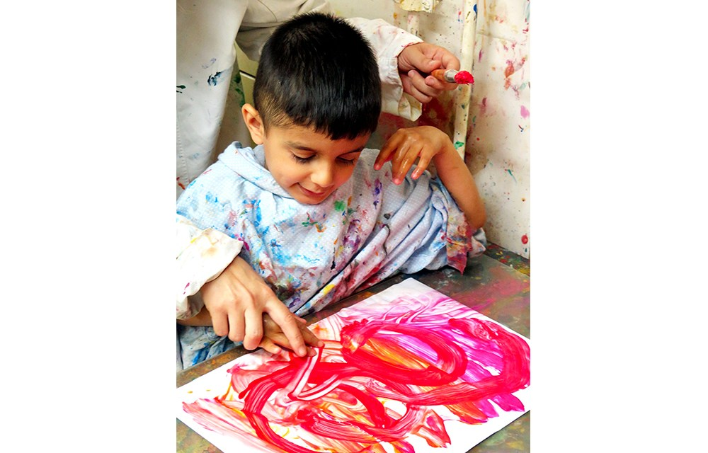 Art Therapy – an inner voice for Autistic Kids