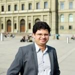 Siddhartha Mishra – an award-winning Mathematician