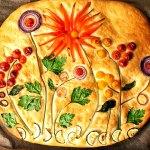 Summer Garden Bread