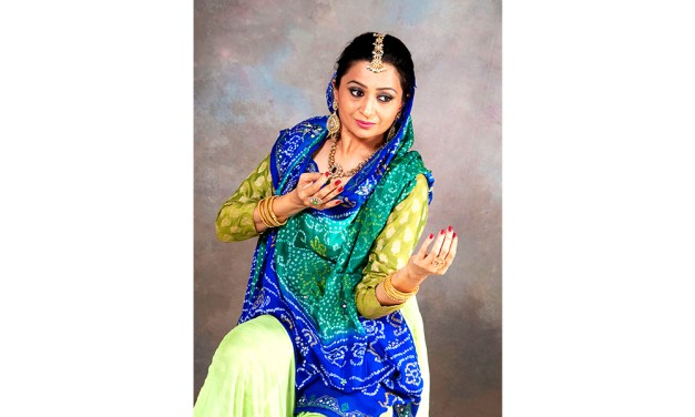 Thumri and the art of storytelling