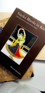 Photo of books on thumri
