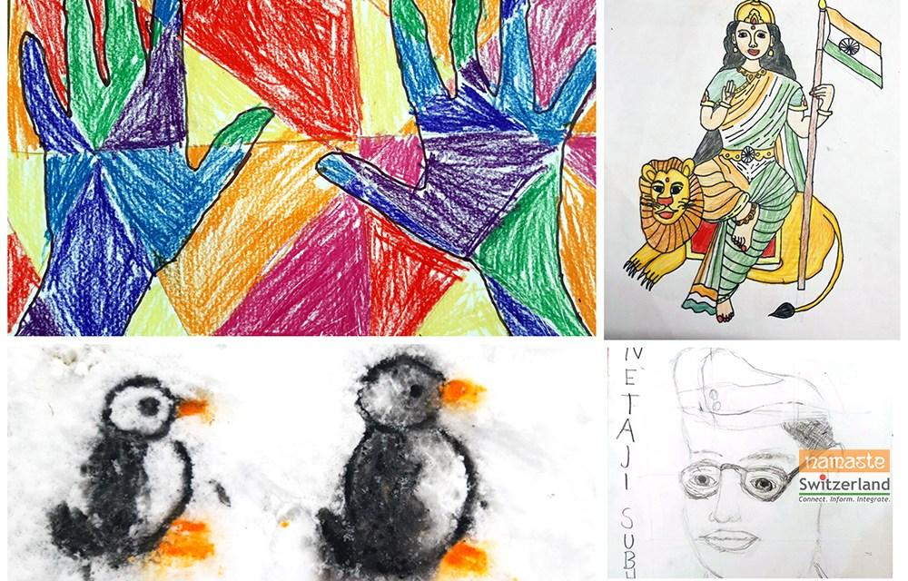 Kids Art Gallery – February 2021