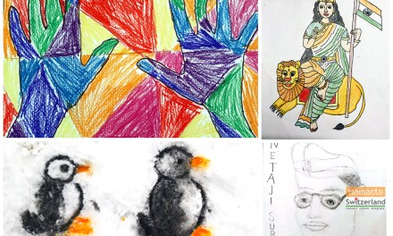 Kids Art Gallery – February 2021