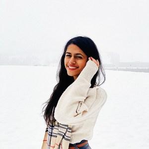 Photograph of Muskaan Vaidya