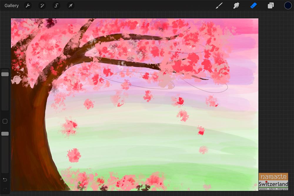 Digital art step 3