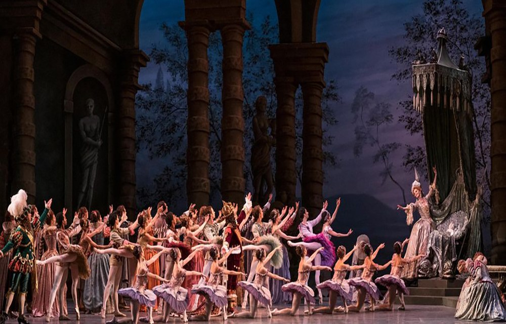 The Sleeping Beauty – When Dance Meets Grandeur