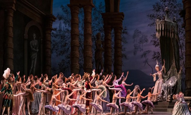 The Sleeping Beauty – When Dance Meets Grandeur