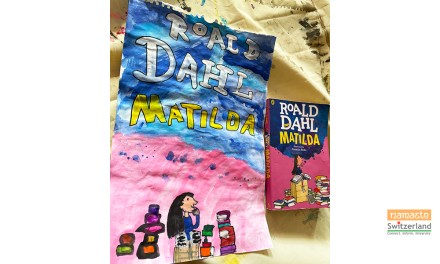 Matilda – The girl who loves books and reading! – A book review by Shivee