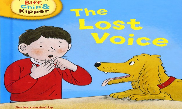 The Lost Voice – A Book Review