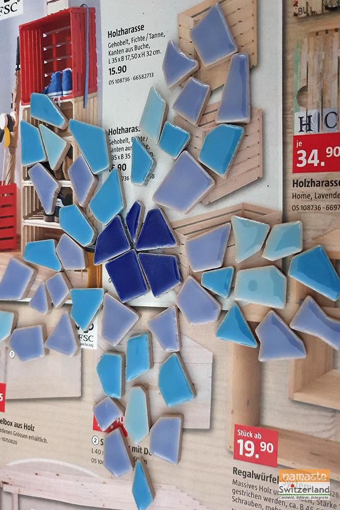 mosaic mushroom step2