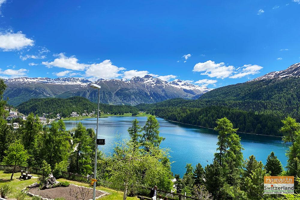 St-Moritz-Lake