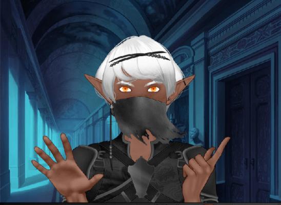 dark elf asssasin