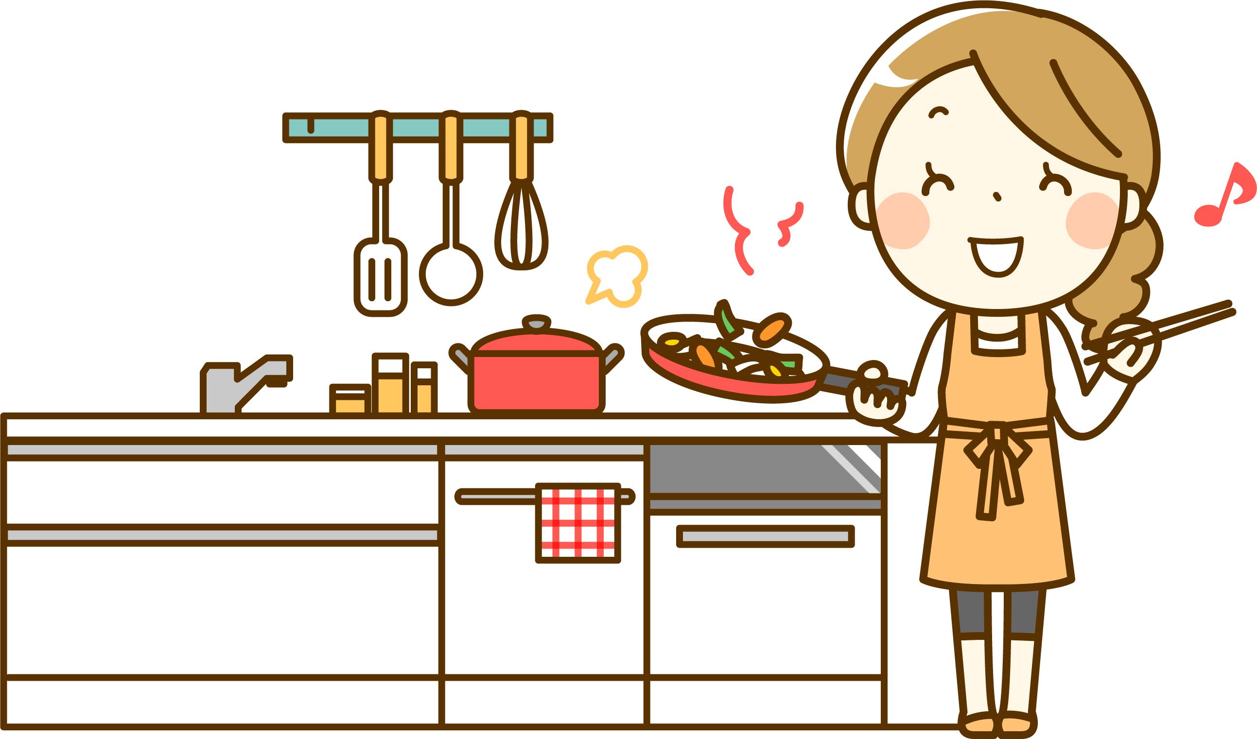 調理のイノベーション
