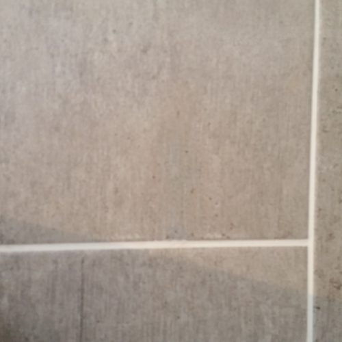 drill holes in tiles repair
