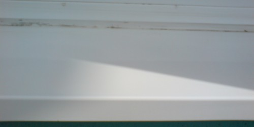 CHIPPED SILL REPAIR