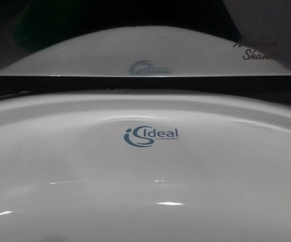 PORCELAIN CHIP REPAIR SINK TOILET BASIN