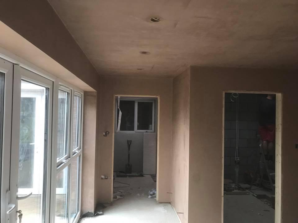 PLASTERER PLASTER BOARDING HOUSE EXTENSION ALTRINCHAM BOWDEN HALE MERE LYMM HIGH LEGH KNUTSFORD WARRINGTON AFTER
