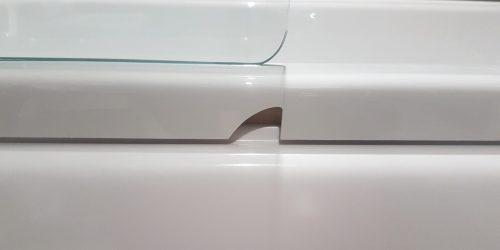 Bath Shower Tray Chip Scratch Repair