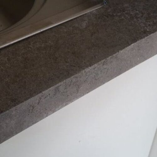 CHIPPED BURNT DAMAGED WORKTOP REPAIR MANCHESTER AFTER