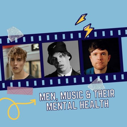 men in music and their mental health