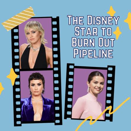 the disney star to burn out pipeline