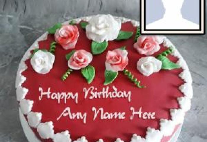 300 Popular Happy Birthday Cake Photo With Name