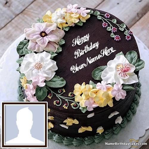 Name Edit Happy Birthday Maria Cake