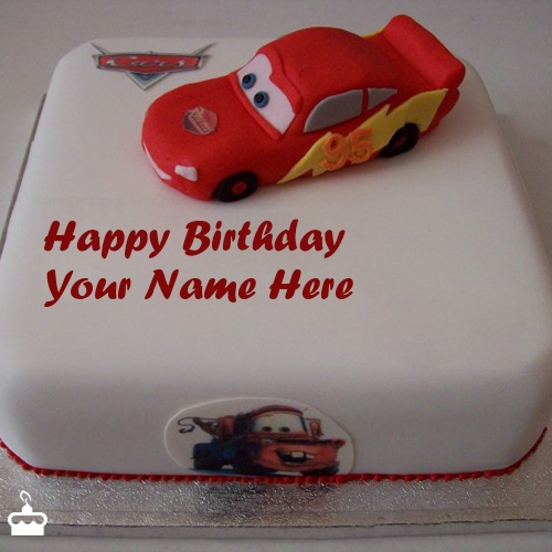 Old Year Cake Cartoon Birthday 10