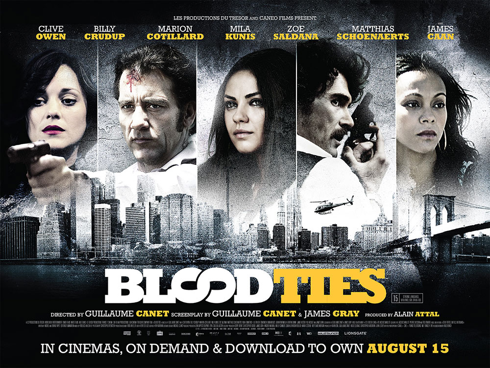 Image result for blood ties
