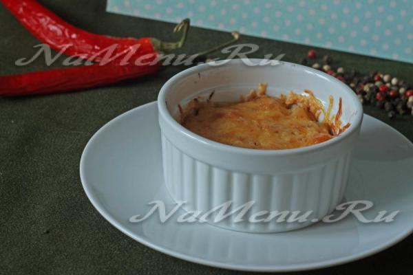 Жульен с курицей и грибами: рецепт с фото в духовке со ...
