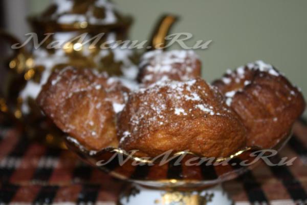 Кексы из тыквы на сметане, рецепт с фото пошагово