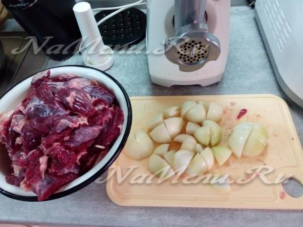 Котлеты из куриного фарша и говядины в духовке, рецепт с фото