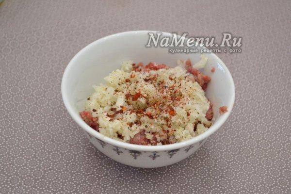 Рецепт запеканки из макарон с фаршем, в духовке, с яйцом и ...