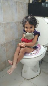 Toilet Training a 2 year old