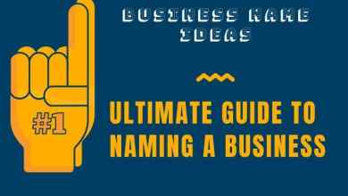 Business Name Ideas and Naming Guide