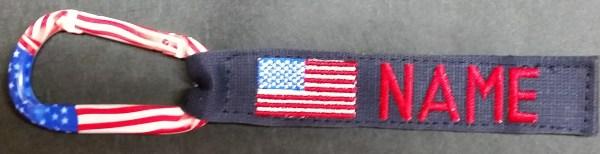 Patriotic tag
