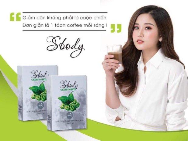 Giảm cân nhẹ nhàng cùng Sbody Green Coffee