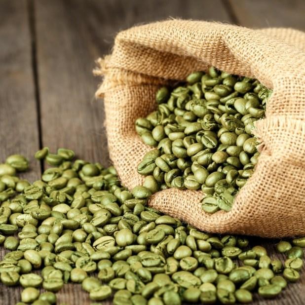 9 lợi ích của cà phê xanh