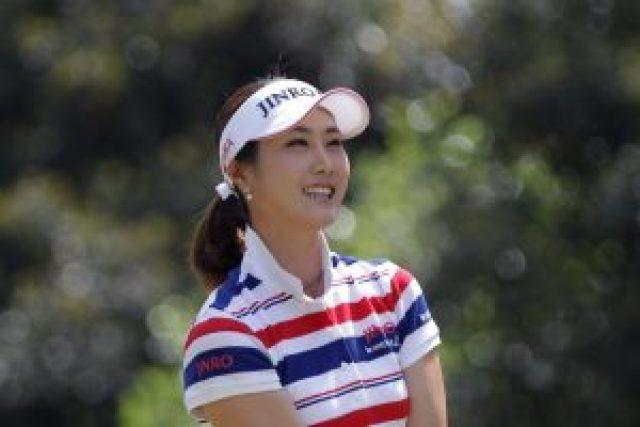 韓国ゴルフ人気女子プロが最強にかわいい・美女なので画像でまとめた。